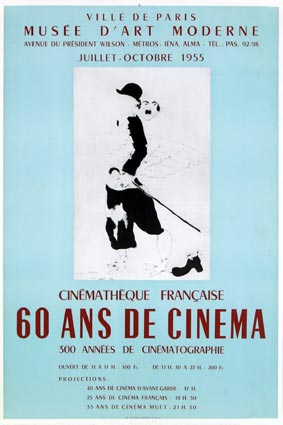 Cinematheque Francaise - 60 Ans De Cinema par -