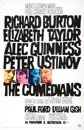 COMEDIANS (the)