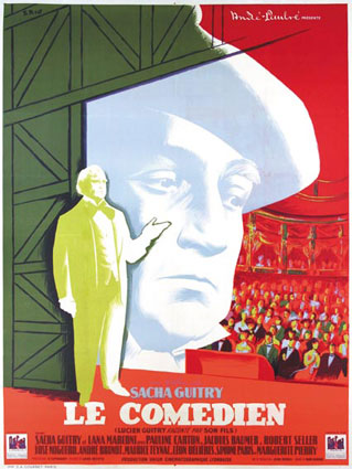 Comedien (le) by Sacha Guitry
