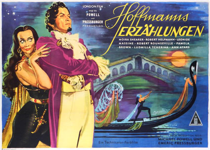 Tales Of Hoffmann (the) by Michael Powell ()