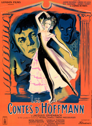 Tales Of Hoffmann (the) by Michael Powell