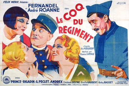 Coq Du Regiment (le) by Maurice Canonge ()