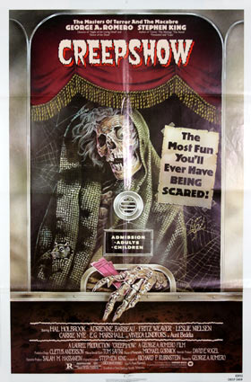 Creepshow by George Romero (27 x 41 in)