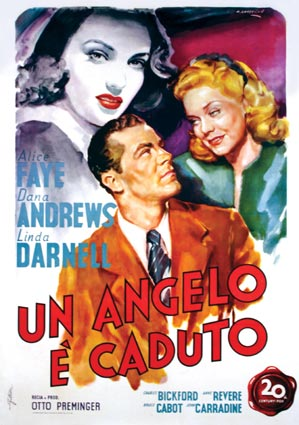 Fallen Angel by Otto Preminger