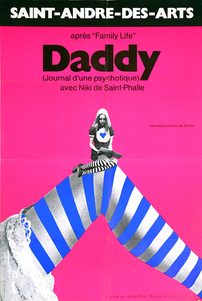 Daddy par Peter Whitehead