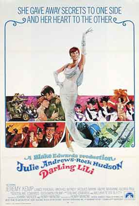 Darling Lili by Blake Edwards (27 x 41 in)
