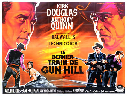 Last Train From Gun Hill (the) by John Sturges