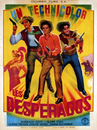 DESPERADOS (the)