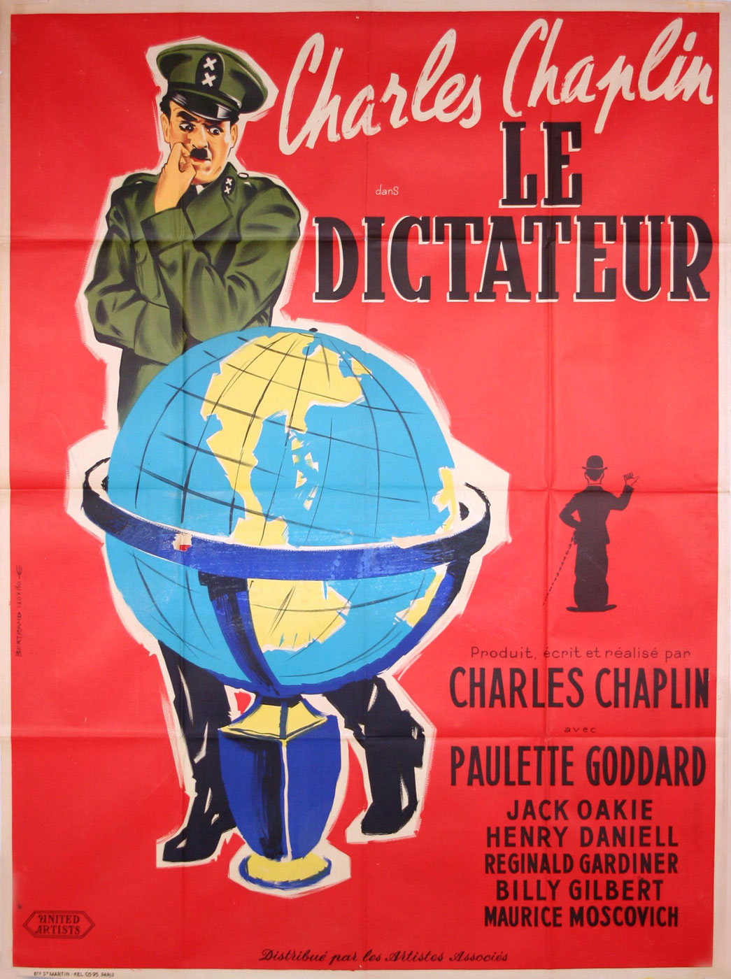 Great Dictator (the) by Charles Chaplin