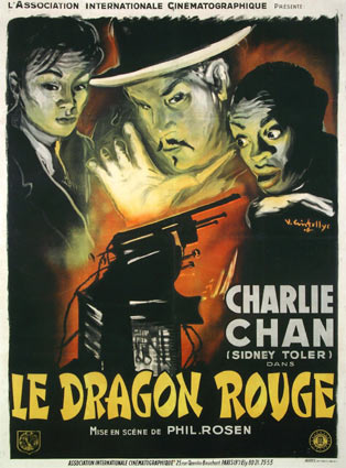 Dragon Rouge (le) par Phil Rosen