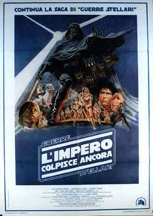 Empire Contre Attaque (l') par Irvin Kershner