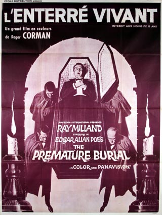 PREMATURE BURIAL (the)
