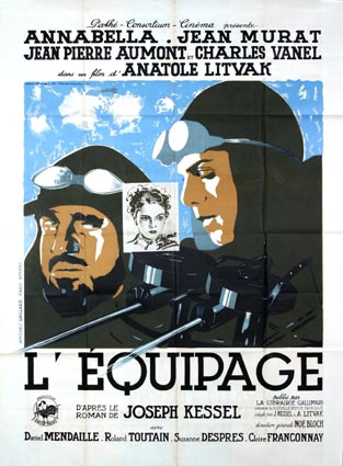 Equipage (l') by Anatole Litvak (47 x 63 in)