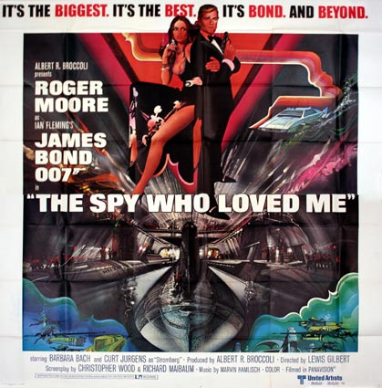 Spy Who Loved Me (the) by Lewis Gilbert ()