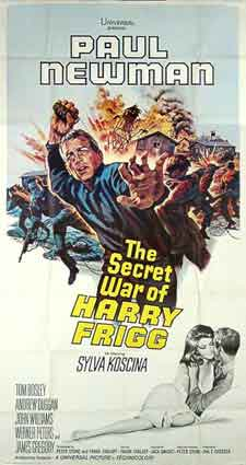 SECRET WAR OF HARRY FRIGG (the)