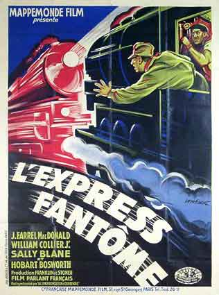 Express Fantome (l') par Emory Johnson