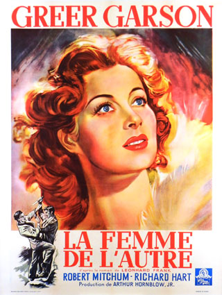 Desire Me by George Cukor (47 x 63 in)
