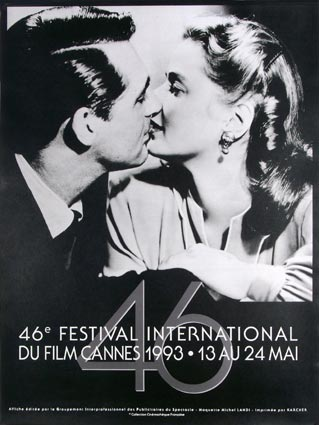 Festival De Cannes 1993 by - (23 x 33 in)