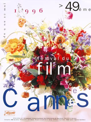 Festival De Cannes 1996 by - (23 x 33 in)