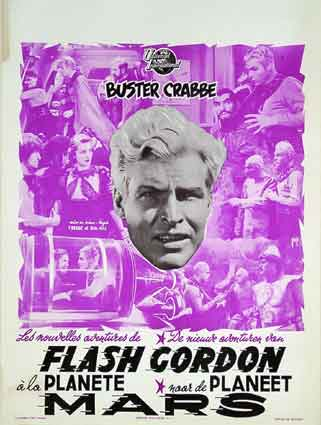 Flash Gordon's Trip To Mars par Ford Beebe