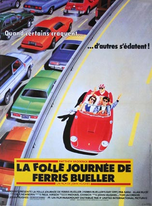 FOLLE JOURNEE DE FERRIS BUELLER (la)