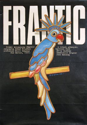 Frantic by Roman Polanski (23 x 33 in)