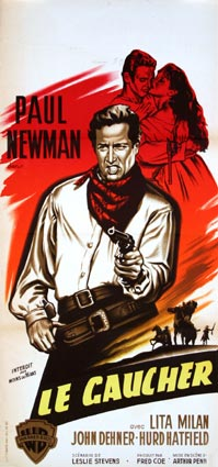 Left Handed Gun by Arthur Penn