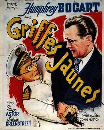 GRIFFES JAUNES