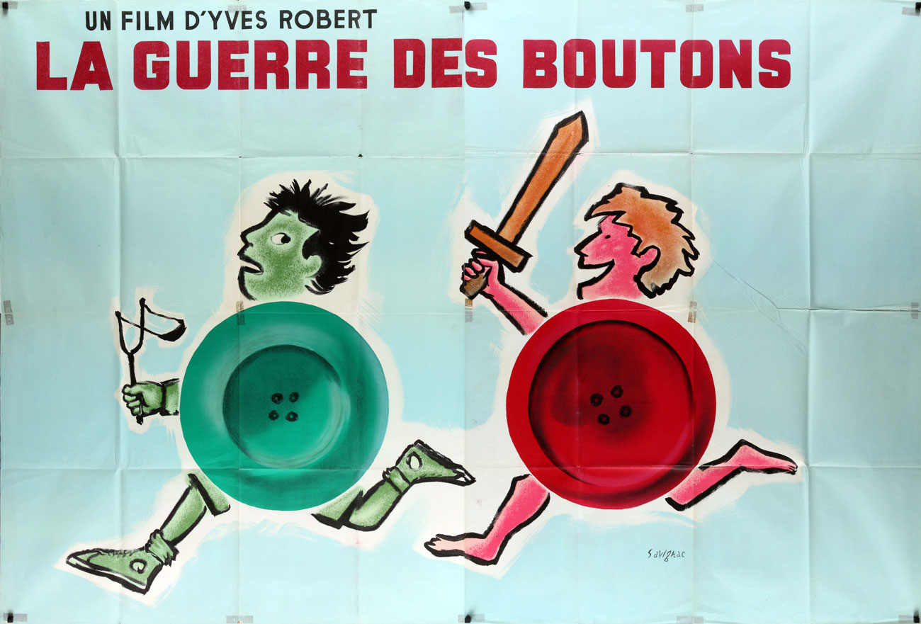 Guerre Des Boutons (la) by Yves Robert