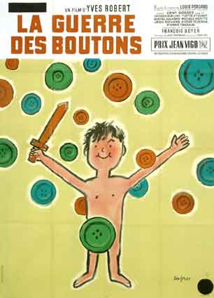 Guerre Des Boutons (la) by Yves Robert ()
