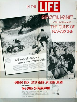 GUNS OF NAVARONE (the)