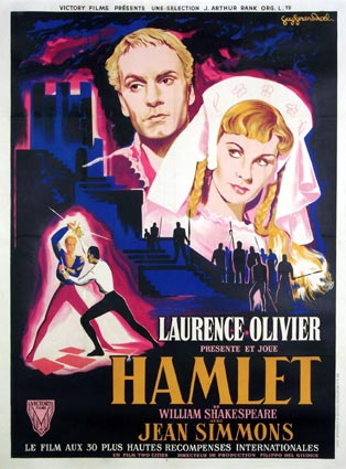 Hamlet by Laurence Olivier