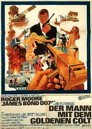 Man With The Golden Gun (the) by Guy Hamilton ()
