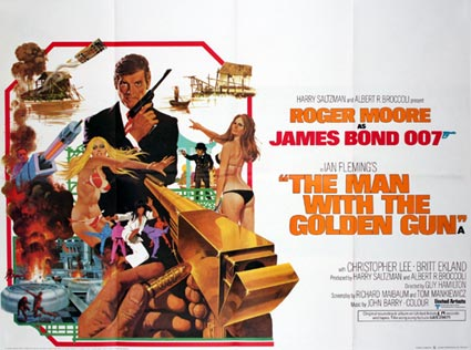 MAN WITH THE GOLDEN GUN (the)