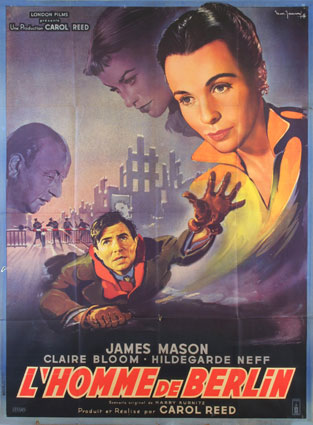 Man Between (the) by Carol Reed