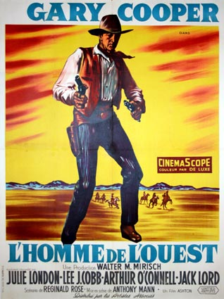 Man Of The West by Anthony Mann (47 x 63 in)