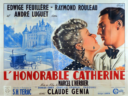 HONORABLE CATHERINE (l')