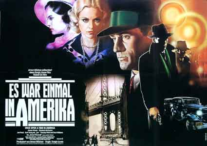 Once Upon A Time In America by Sergio Leone (33 x 47 in)