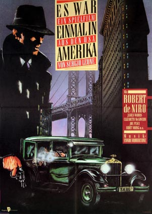Once Upon A Time In America by Sergio Leone (23 x 33 in)