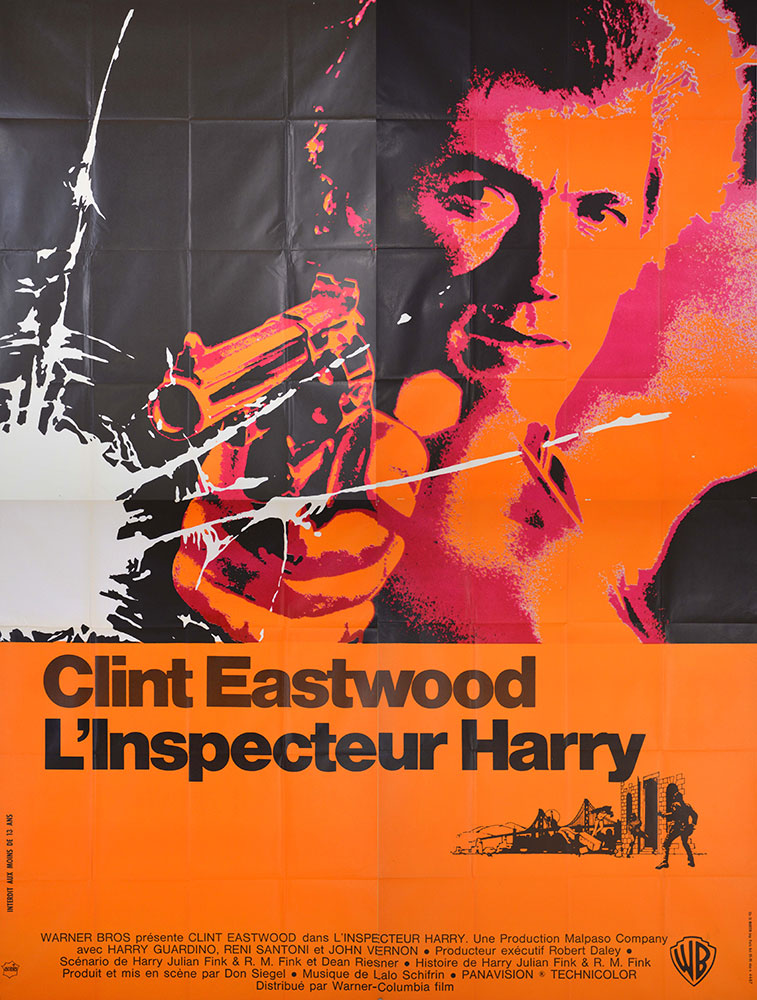 Inspecteur Harry (l') par Don Siegel