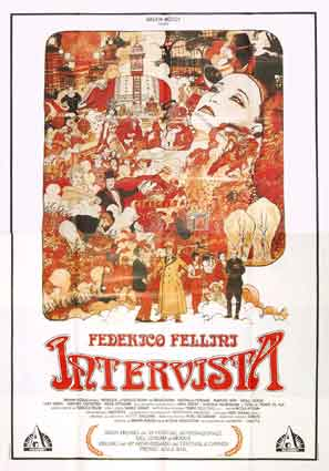 Intervista by Federico Fellini