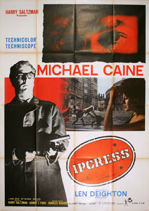 Ipcress File (the) by Sydney Furie ()