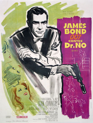 JAMES BOND CONTRE DOCTEUR NO