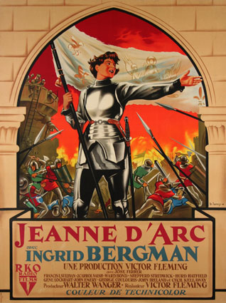 Jeanne D'arc by Victor Fleming