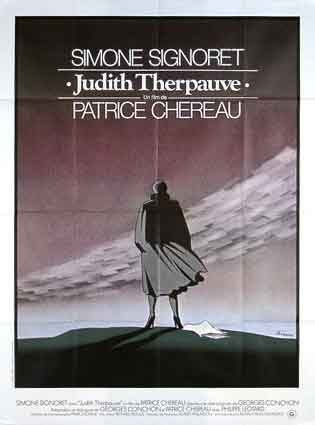 Judith Therpauve by Patrice Chereau (47 x 63 in)