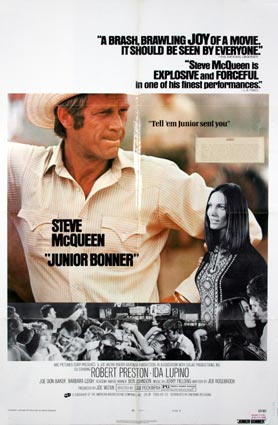 Junior Bonner by Sam Peckinpah (27 x 41 in)