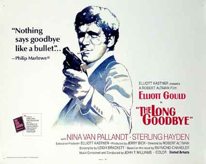 Long Goodbye (the) by Robert Altman (22 x 28 in)