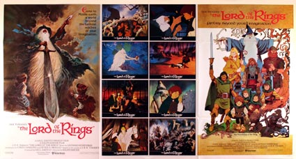 Lord Of The Rings by Ralph Bakshi