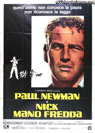 Cool Hand Luke ( R ) by Stuart Rosenberg (55 x 78 in)