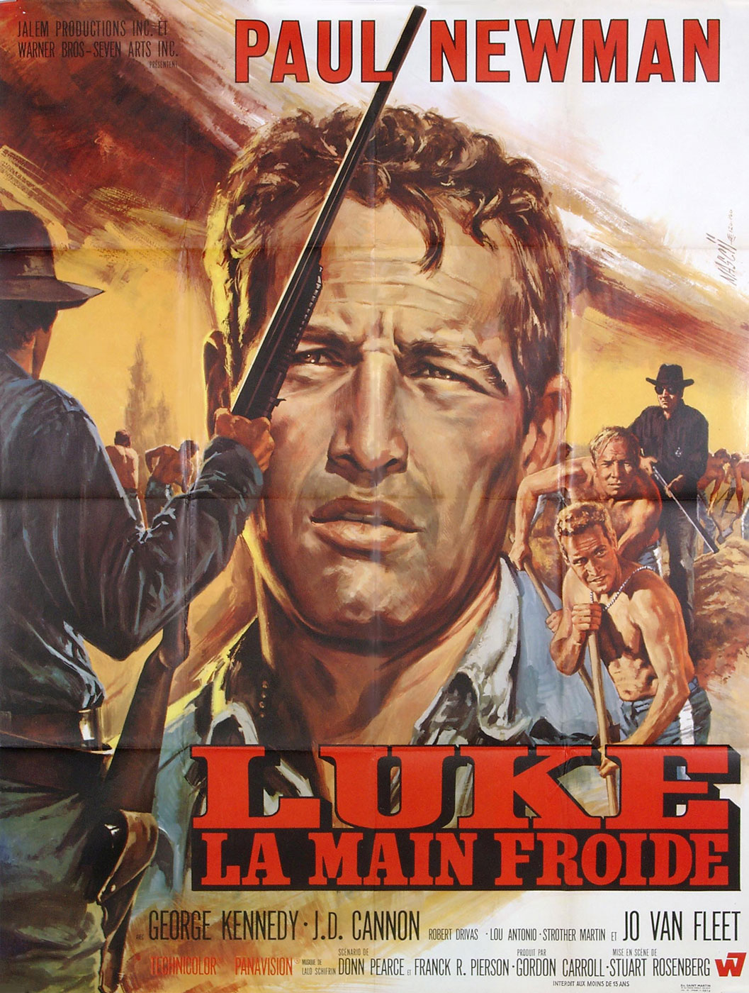 Cool Hand Luke by Suart Rosenberg ()